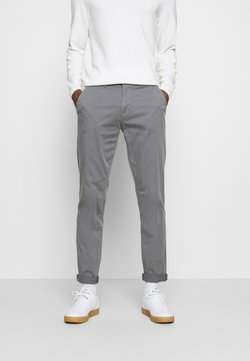 Casual Friday - VIGGO - Chinos - smoked pearl grey