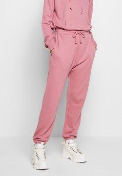 Missguided - OVERSIZED JOGGER - Jogginghose - pink