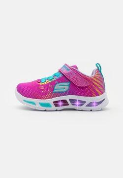 Skechers - LITEBEAMS - Sneaker low - neon pink/multicolour