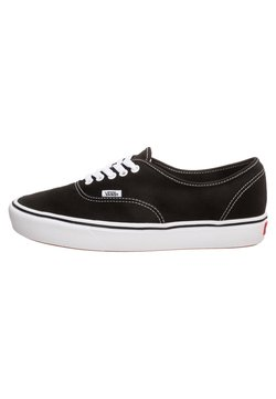 Vans - AUTHENTIC COMFYCUSH - Sneakers basse - black/true white