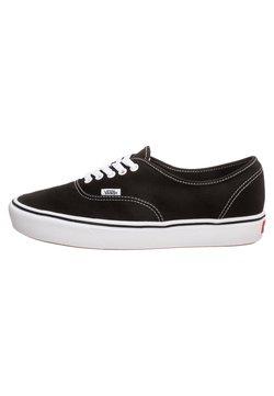 Vans - UA COMFYCUSH AUTHENTIC  - Sneakers basse - black/true white