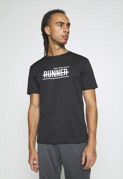 Endurance - WIMON TEE - T-Shirt print - black