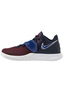 Nike Performance - KYRIE FLYTRAP III - Basketball shoes - obsidian/deep royal blue/gym red/white