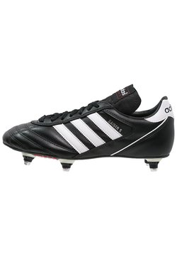 adidas Performance - KAISER 5 CUP - Fußballschuh Stollen - black/white/red