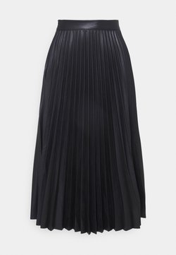 Forever New - STEVIE PLEATED SKIRT - Plooirok - black
