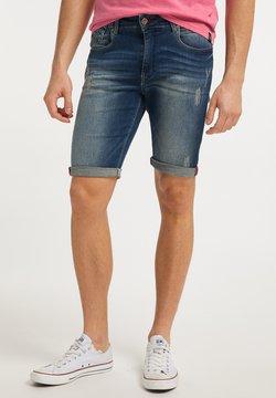 Petrol Industries - Jeans Shorts - medium vintage