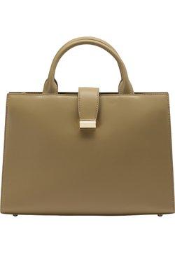 usha - Shopping Bag - schlamm
