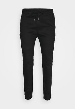 Sixth June - DAILY UTILITY JOGGERS - Cargo trousers - black