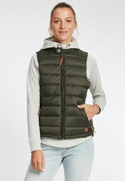 Oxmo - CAMILLA - Smanicato - duffel bag green