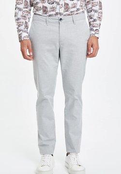 DeFacto - Stoffhose - grey