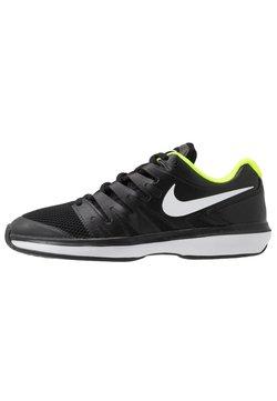 Nike Performance - Zapatillas de tenis para todas las superficies - black/white/volt