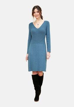 La Fiancée du Mékong - Vestido de punto - bluish-gray