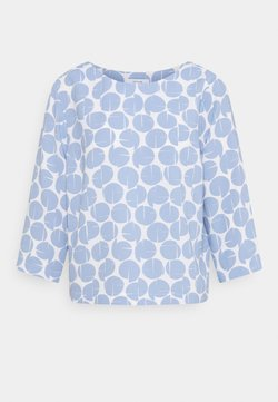 Opus - FALESHA CLEAR - Bluse - blue mood