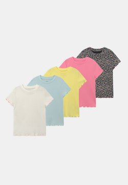 Marks & Spencer London - TEES 5 PACK - T-shirts print - multi-coloured