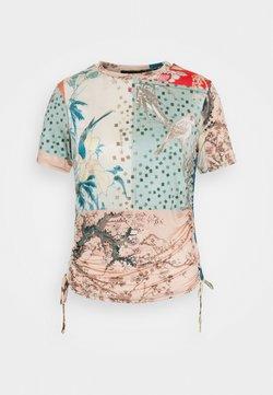 Desigual - MATSUE - T-Shirt print - multicoloured