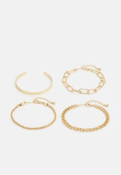 sweet deluxe - CAMI 4 PACK - Bracelet - gold-coloured