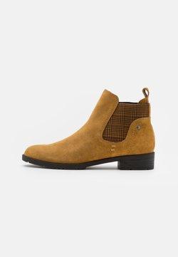 Jana - Ankle Boot - safron