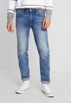 American Eagle - ORIGINAL DARK WASH - Straight leg jeans - medium bright indigo
