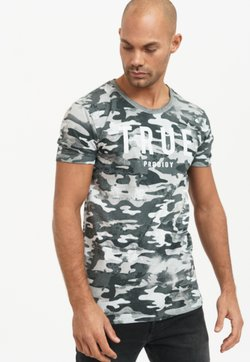 Trueprodigy - T-Shirt print - dark grey