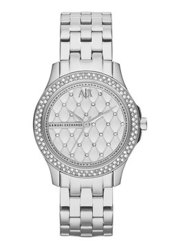 Armani Exchange - Uhr - silver-coloured