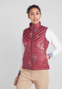 Cross Sportswear - UTILITY - Liivi - rumba red
