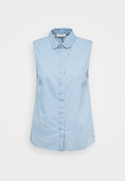 Selected Femme - SLFNOVO - Button-down blouse - light blue