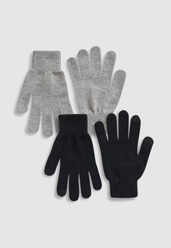 Next - MAGIC GLOVES 2 PACK - Fingerhandschuh - black