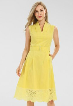 Apart - Cocktailkleid/festliches Kleid - yellow