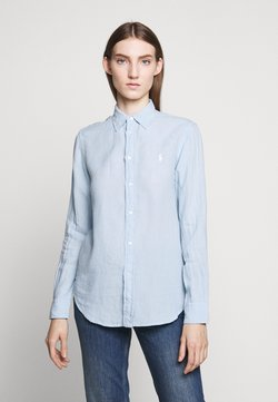 Polo Ralph Lauren - RELAXED LONG SLEEVE - Camicia - powder blue