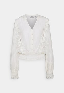 b.young - BYBCFELICIA BLOUSE  - Bluse - off white