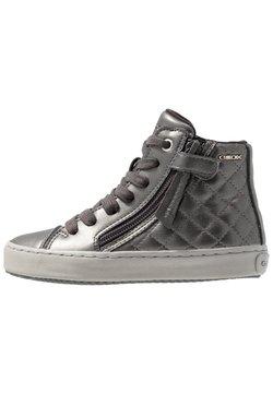 Geox - KALISPERA GIRL - Sneakers hoog - dark grey