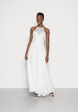 Luxuar Fashion - LANG - Ballkleid - ivory