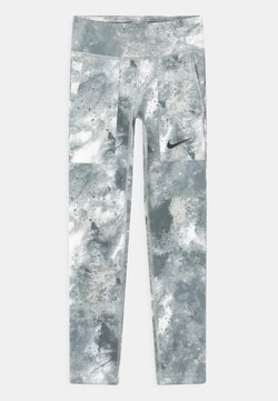 Nike Performance - ONE - Tights - smoke grey/coconut milk