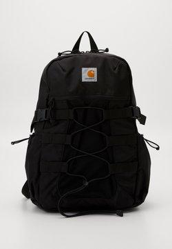 Carhartt WIP - DELTA  - Reppu - black