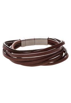 Fossil - VINTAGE CASUAL - Bracelet - braun