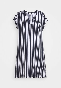 GAP - DRESS - Freizeitkleid - navy