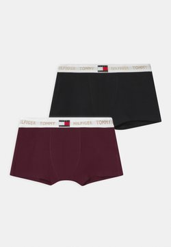 Tommy Hilfiger - TRUNK 2 PACK - Shorty - bordeaux