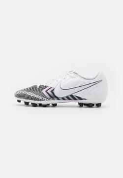 Nike Performance - MERCURIAL VAPOR 13 ACADEMY MDS AG - Voetbalschoenen met kunststof noppen - white/black