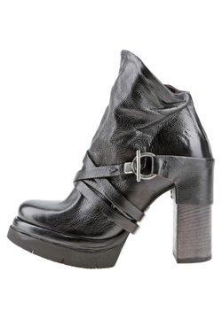 A.S.98 - High Heel Stiefelette - nero