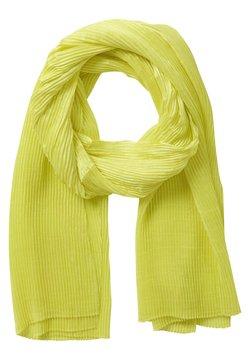 Betty Barclay - MIT PLISSEE - Sjaal - neon yellow