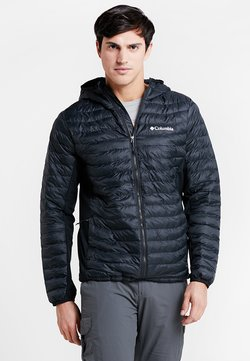 Columbia - POWDER PASS™ HOODED JACKET - Outdoorjacke - black