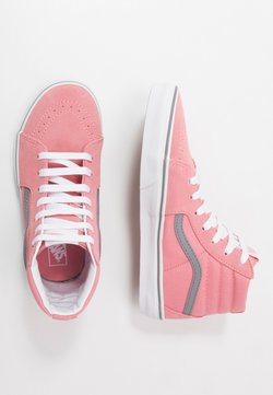 Vans - SK8 - Sneakersy wysokie - pink icing/frost gray