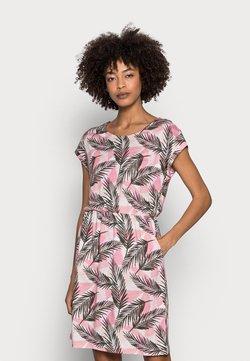 Soyaconcept - FELICITY  - Jerseykleid - pink combi