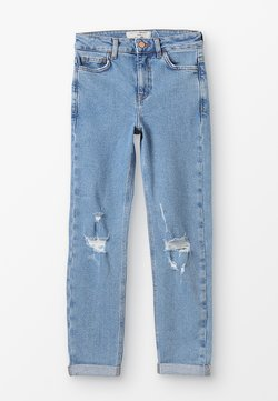 New Look 915 Generation - MOM COMFORT STRETCH - Jeans Relaxed Fit - light blue