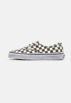 Vans - AUTHENTIC - Sneakers basse - asphalt/true white