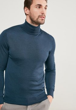 Falconeri - Strickpullover - dark blu/mel