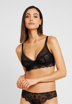 Freya - EXPRESSION HIGH APEX BRA - Underwired bra - black