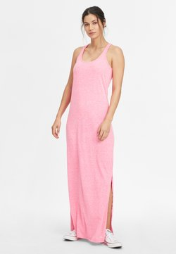 O'Neill - Vestido largo - rosa shocking