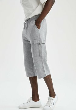 DeFacto - Pantaloni cargo - grey