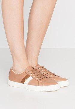 Lauren Ralph Lauren - JANSON  - Sneakers laag - nude/vanilla/deep